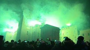 incendio capodanno castello estense