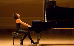 Yuja Wang al piano
