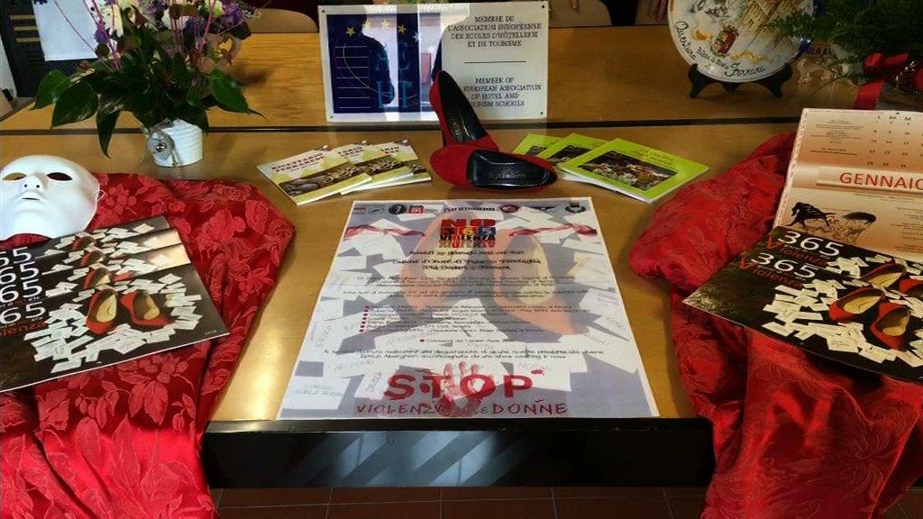vergani calendario no violenza donne