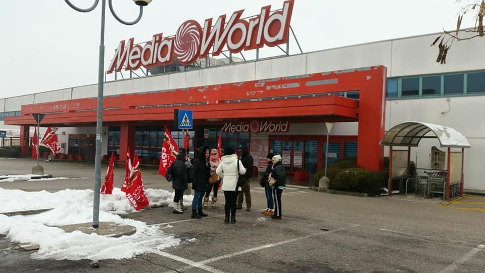 mediaworld sindacati ferrara