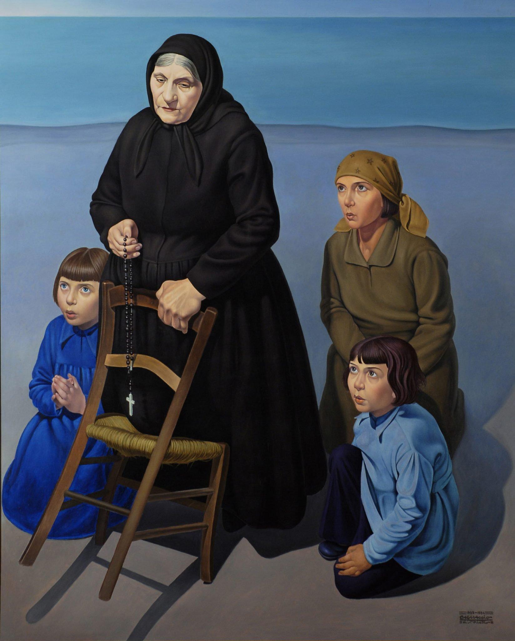 Cagnaccio di San Pietro sgarbi
