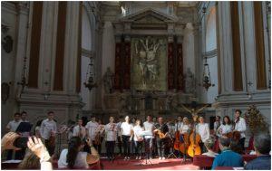 """Concerto di Pasqua del Complesso Giovanile oggi alle 16 nell'ambito de """"I Té Letterari di San Benedetto"""""""