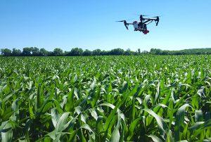 DRONE CAMPO agricoltura