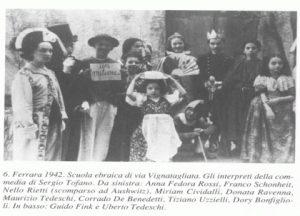 Tre testimonianze: Paolo Ravenna (1974), Donata Ravenna e Alberta Levi Temin (2012)