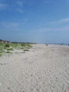 Spiaggia Libera di Porto Garibaldi