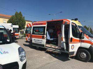 ambulanza ferrara 118