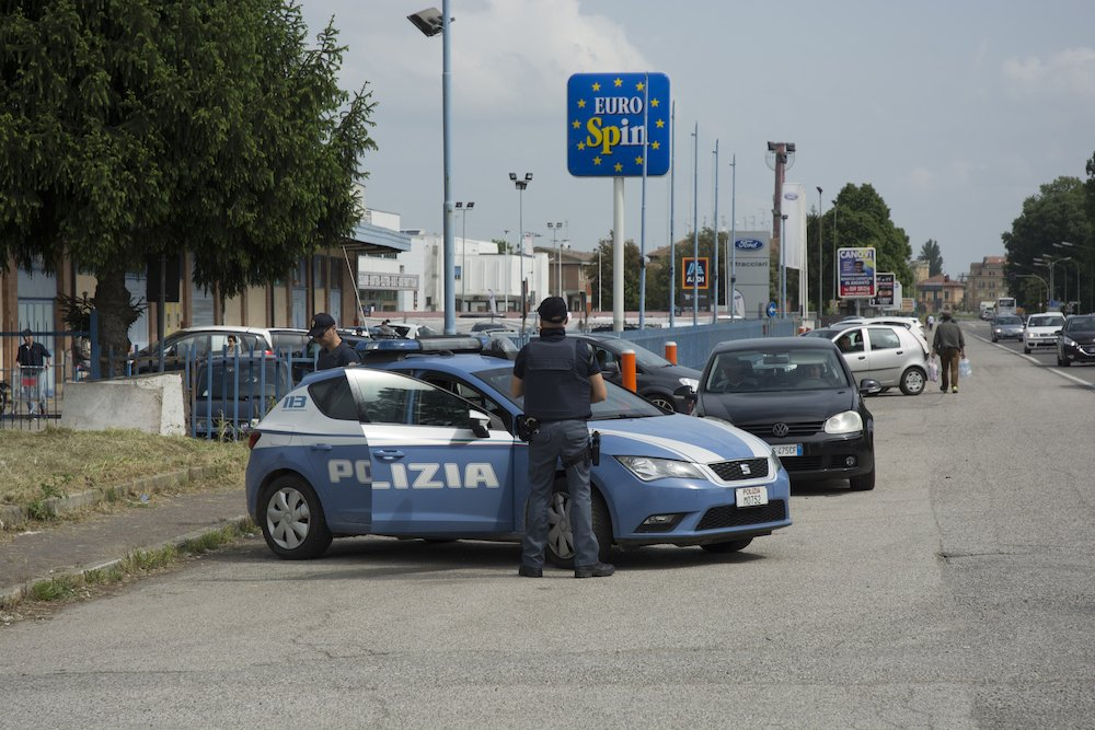 stato polizia