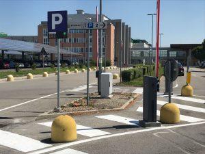 parcheggi park cona ospedale