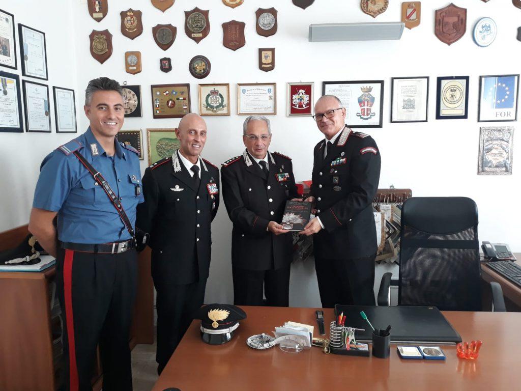 visone carabinieri