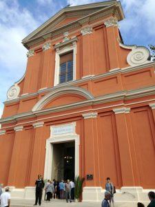 San Sebastiano dopo il restauro