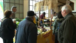 verdura cibo coldiretti mercato campagna amica