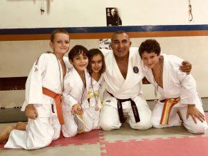 FURINKAZAN: tutti sul podio i giovani a Castenaso