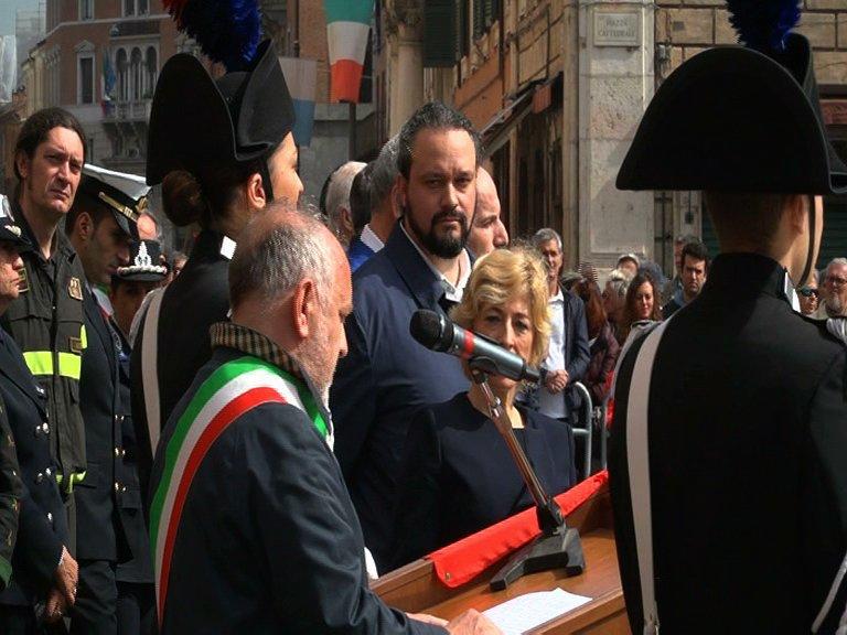 taglini fabbri festa liberazione scontro politico