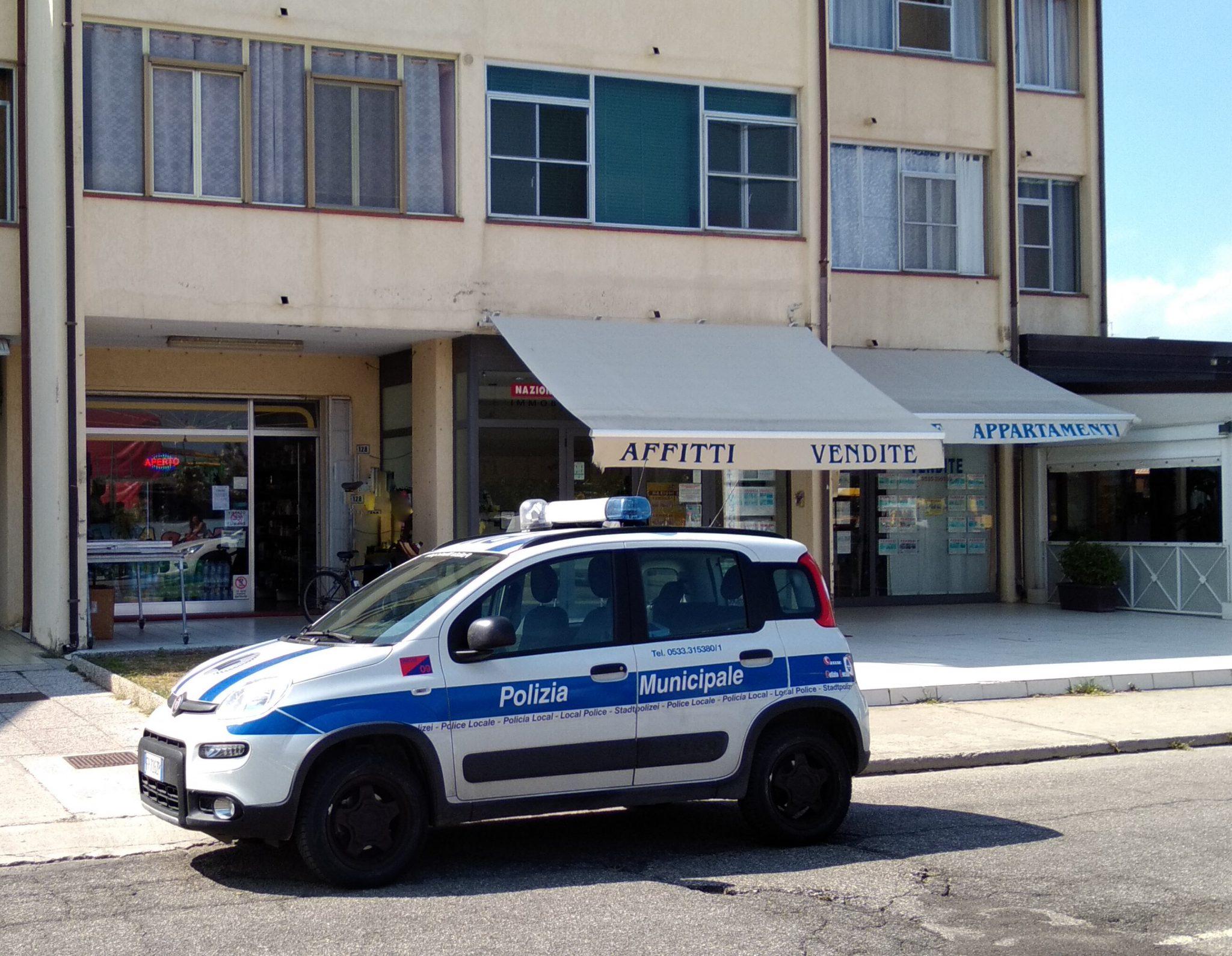 comacchio polizia municipale