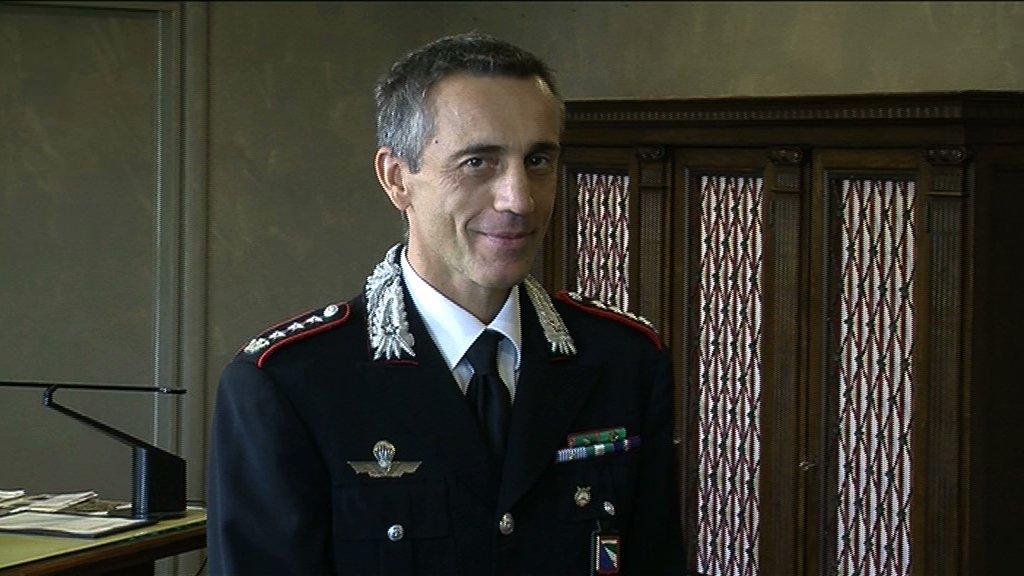 stifanelli comandante carabinieri