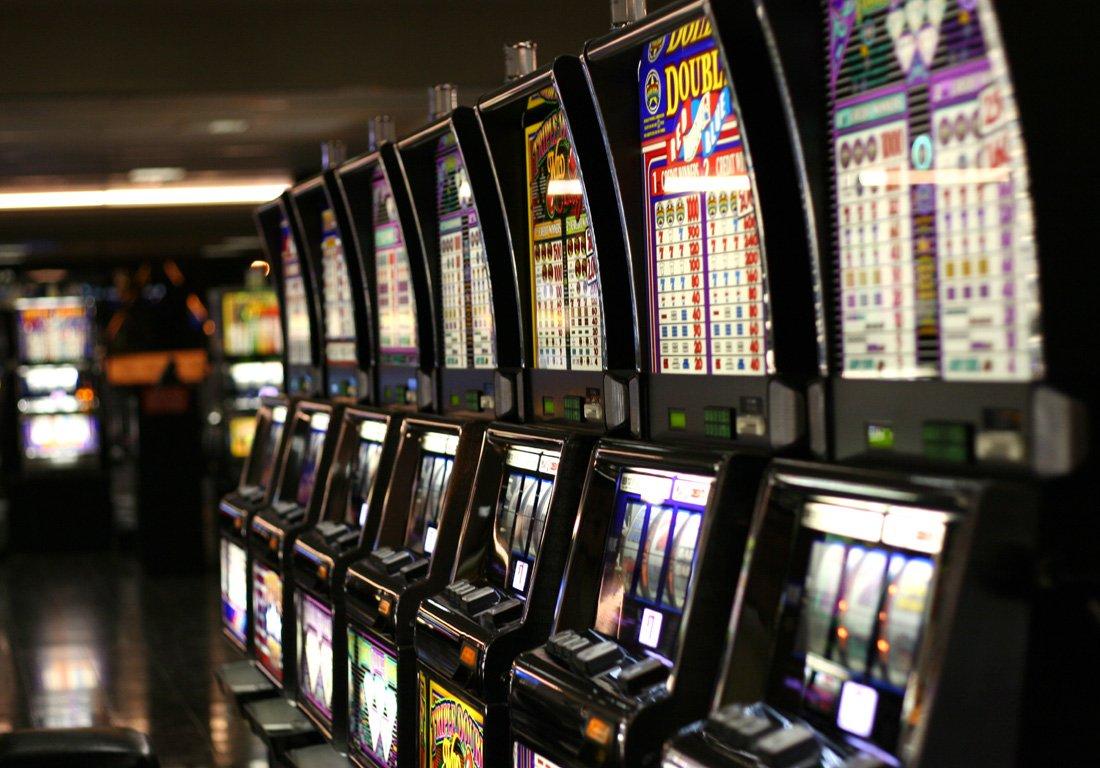 macchinette slot machine ludopatia