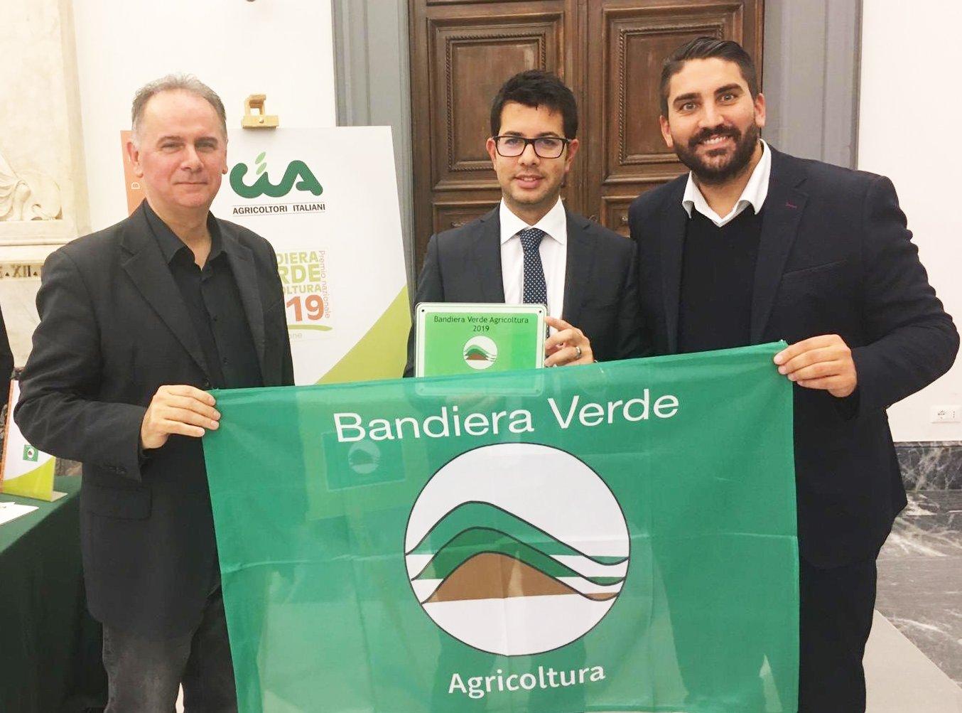 FOTO 1_BAndiera Verde_Parco Delta_Gianni Padovani, Stefano Calderoni, Ma...