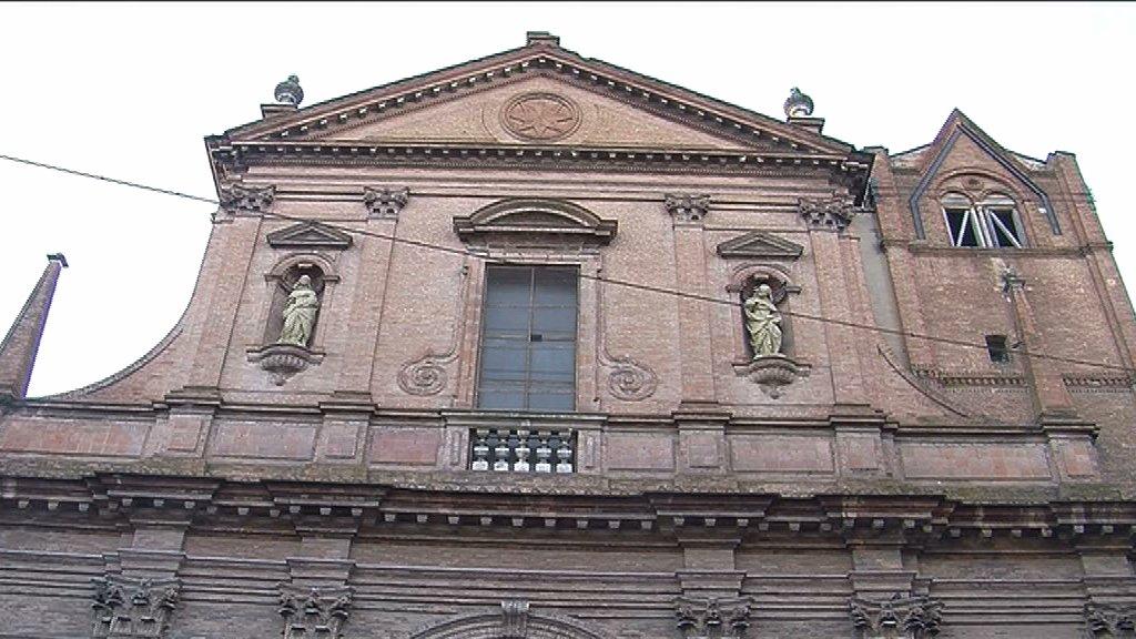 chiesa s domenico prefetto campanaro