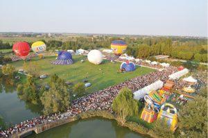 balloons mongolfiere