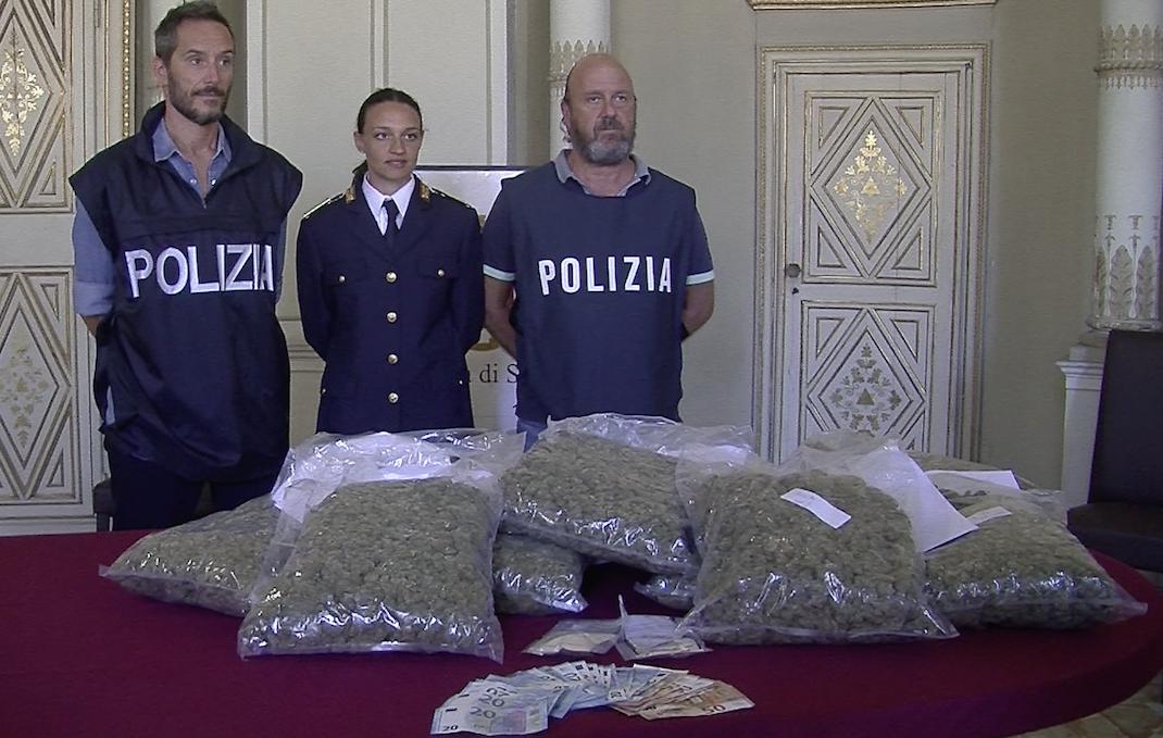 polizia droga