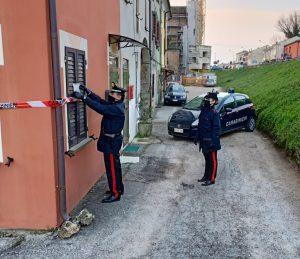 carabinieri omicidio BONDENO