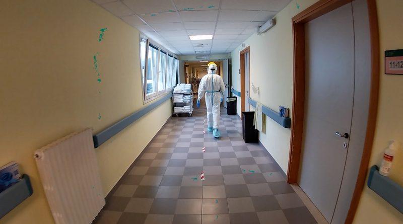 Covid nel ferrarese, un decesso e 14 nuovi contagi