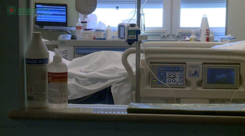 Ospedale Delta Covid dettaglio letto terapia intensiva