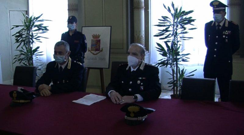 carabinieri polizia rapina