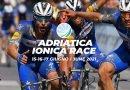 """Domani viabilità modificata per la partenza della terza tappa della """"Adriatica Ionica Race"""" di ciclismo"""