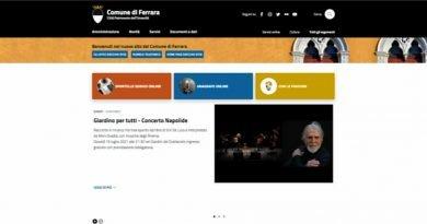 xx nuovo sito web Comune Alan Fabbri