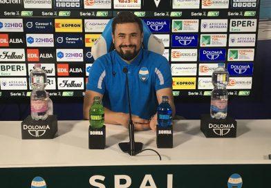 SPAL: a Terni per i primi punti esterni