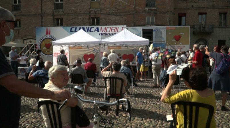 screening prevenzione piazza Donini Calamai Coletti
