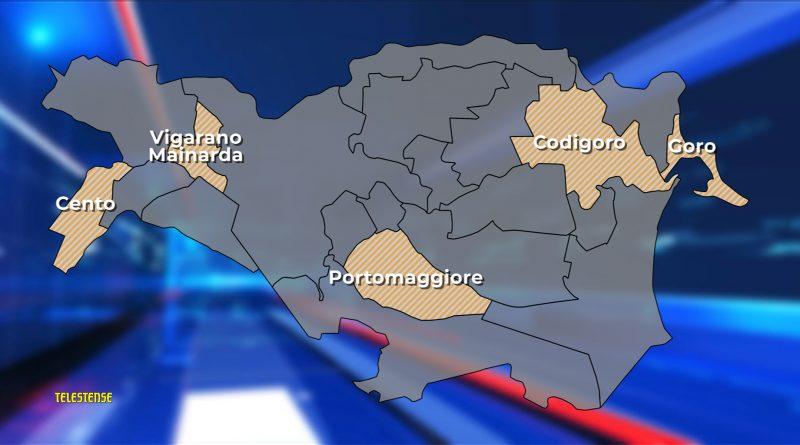 Mappa comuni al voto